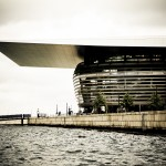 Pic of the new opera in copenhagen by michael drives