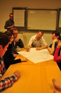 Group work at the World Culture Center - what advice can I give others on taking advantage of the diversity of Copenhagen