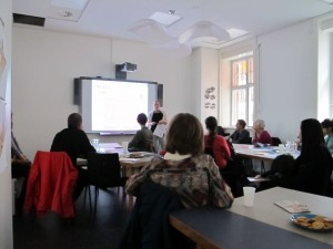 Copenhagen municipality presenting the Diversity Charter