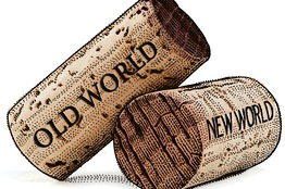 Wine @KAFFi – New World, Old World. Friday, March 14