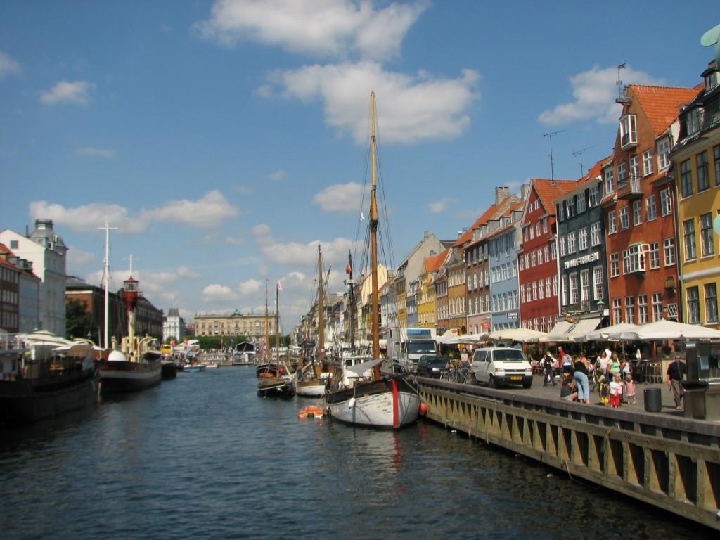 Canal of Copenhagen